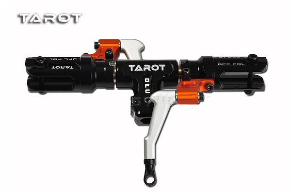 Tarot TL50900-1 500 DFC Split Lock Rotor Head Assembly Black Free Track Shipping<br><br>Aliexpress