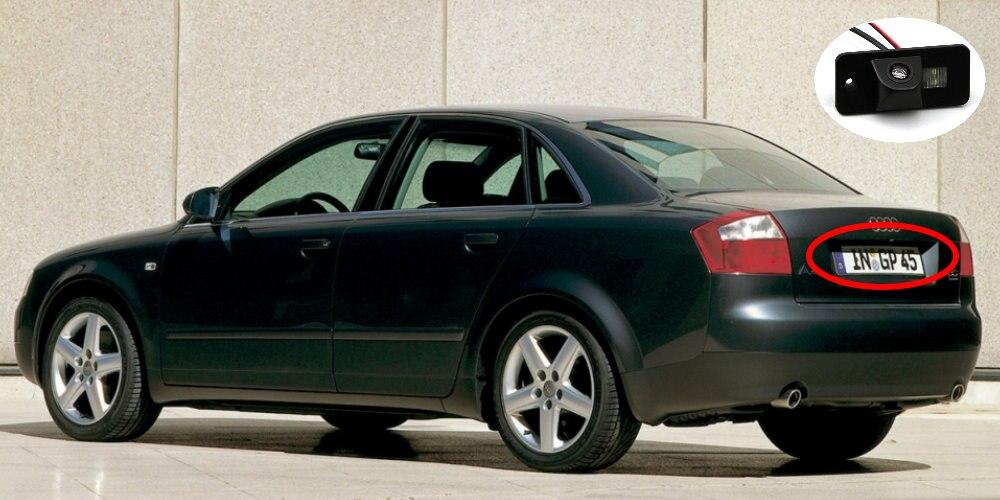 Audi A4 S4 B6 2001~2005 back
