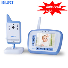 Baby Safety Home Use Wireless Video Camera Monitor Nanny Babyfoon Camera Newborns Kids Monitoring Child Monitor Ship From USA