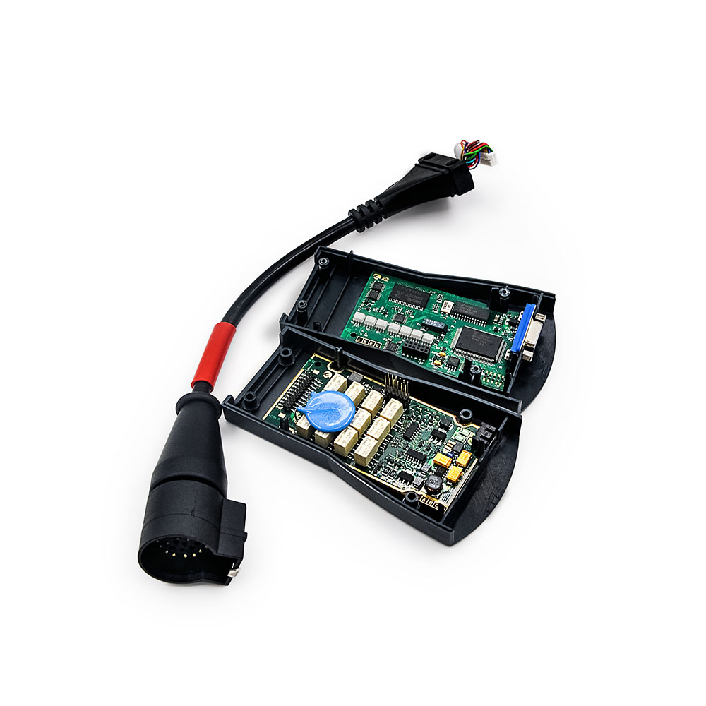 Lexia 3 PP2000 Diagbox Full chip Full set (2)