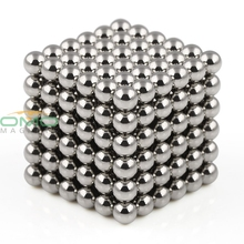 OMO Magnetics 216pcs Super Magnet Diameter 4mm Nickel Magnet Rare Earth Strong Power Magnets For Industry(China)