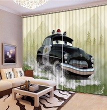 european style curtains custom 3d curtains car 3d window luxury curtains livingroom modern-bedroom-curtains