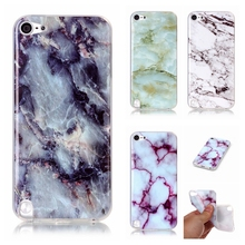 For Coque iPod Touch 5 Case Silicone TPU Marble Soft Back Cover iPod Touch 6 Case For Apple iPod Touch 5 6 Original Phone Case