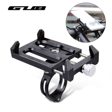 "GUB G-83 Universal Bicycle Phone Holder MTB Road Bike 3.5-6.2"" Handlebar Clip Stand Cell Phone Mount Bracket Cycling Accessories(China)"