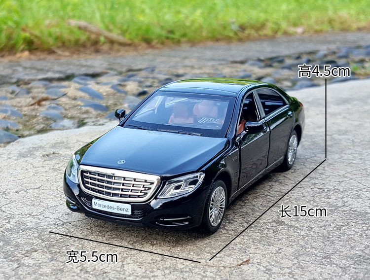 132 For TheBenz Maybach S600 (19)