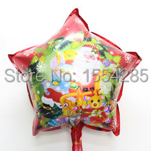 new year Wholesale 20pcs/lot Foil Balloons Wedding Christmas Birthday Party Decoration Holiday Supplies cheap christmas ornament
