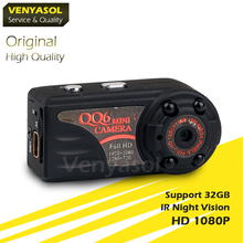 VENYASOL 1080P HD Spied Camera Mini DV DVR Detect Camcorder IR Night Vision Motion Portable Espia Outdoor Sport Micro Cam