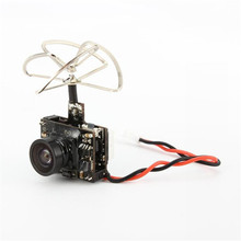 2016 New Arrival  Eachine TX03 Super Mini 0/25mW/50mW/200mW Switchable AIO 5.8G 72CH VTX 600TVL 1/3 Cmos FPV Camera