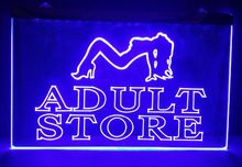 adult store toys girl shop beer bar pub club 3d signs LED Neon Light Sign  home decor crafts