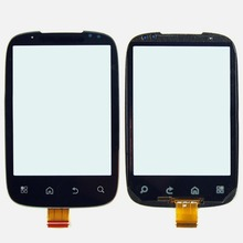 For  Motorla Spice XT300 New Black Outter Front Touch Screen Panel Sensor Lens Glass Replacement 100% Test Before Ship