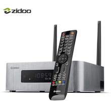ZIDOO X10 Smart Media Player Android 6,0 ТВ коробка 4 К HDMI 2,0 HDR Quad-core Set top Box 2 г/16 г Dual Band WI-FI 1000 м LAN(China)