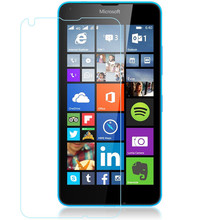 0.26mm Screen Protection Tempered Glass Film For Nookia microsoft lumia 535 530 Screen Protector Cover For nokia 640 630 730 830(China)