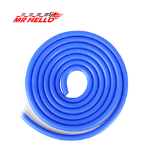 New Silicone Vacuum Hose /Tube Silicone Pipe ID:3mm OD:8mm and ID:4mm OD:9mm