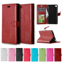 Magnetic Flip Case for Lenovo S90a S90 S90-a Photo Frame Wallet Leather Cover for Lenovo S 90 90a 90-a Plain Skins Phone Cases(China)