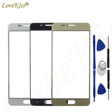 Buy Lovekiss Front Panel Glass Samsung Galaxy J5 2015 J500 J500F Touch Screen LCD Display Digitizer Outer Glass Lens Replacement for $4.05 in AliExpress store