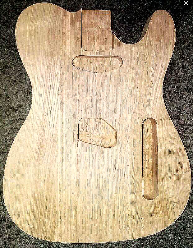 ASHWOOD TL electric guitar body guitar DIY accessory<br>