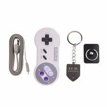 8Bitdo SNES30 wireless bluetooth game controller joystick gamepad  for iOS Android Phone PC Mac Linux classic design