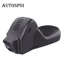 Original AUTOSPSI WIFI car camera driving video recorder 1080p dual lens front and rear dashcam in china For 2015 Infiniti QX50