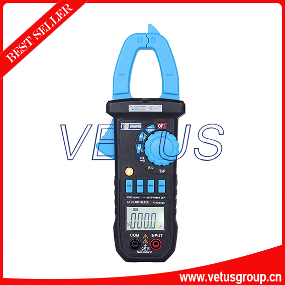 ACM02 Plus 600A AC current digital clamp meter with backlight<br><br>Aliexpress
