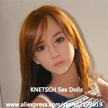 NEW #85 realistic silicone mannequins head for lifelike sex doll, real dolls head with oral sex, sex products(China)