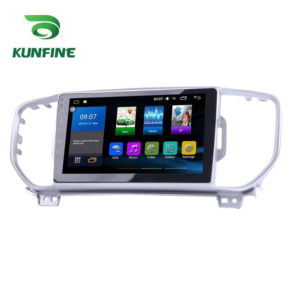 Android Car DVD GPS Navigation Multimedia Player Car Stereo For KIA KX5 Sportage 2016 Radio Headunit (7)