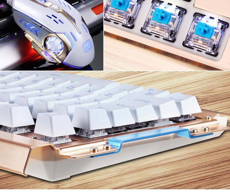 HTB1kyteSFXXXXaPaXXXq6xXFXXXC - Newest Mechanical Keyboard 104 keys Blue Black Switch LED Backlight USB Gaming Keyboard Mouse Combo for PC Games Teclado