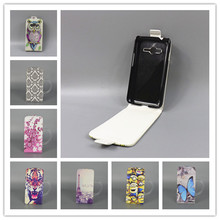 For Samsung Galaxy Ace 4 Lite G313 G313H SM-G313H Ace 4 Neo G318H SM-G318H Hot Pattern Cute PrintingVertical Cover Open Down/up