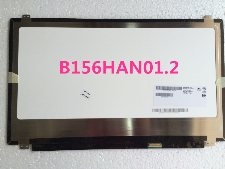 Brand new B156HAN01.2 B156HAN01 LP156WF4 SPB1 LP156WF4 SLB8 HB156fh1-301 LCD Screen 1920*1080 IPS LCD Screen(China (Mainland))