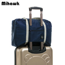 Mihawk Large Casual Travel Bags Clothes Bra Underwear Storage Tote Suitcase Luggage Accessories Collation Pouch Gear Items Stuff(China)