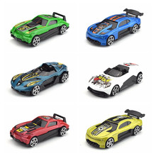 2pcs New Alloy Sports Car Toy for Children Quality Car Toys Best Birthday Gift Educational Puzzle Toy Engineering Car Model Kids
