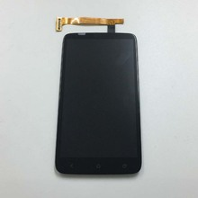 Touch Screen Digitizer Sensor Glass + LCD Display Monitor Screen Panel Module Assembly For HTC One X S720e G23