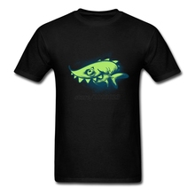 Men Tshirts Fish Bomb Logo Amazing Tees Shirt  Short Sleeve Cotton Custom 3XL