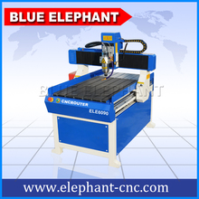 high precision mini advertising cnc router 6090(China)