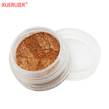 Natural Matte Glitter Eye Shadow Palette Makeup 20 Colors Nude Eyeshadow XUERUIER Brand Nude Shimmer Pigment Eyeshadow Powder(China)