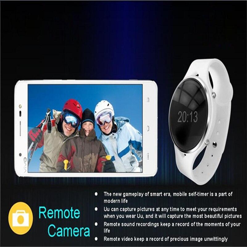 1PC Bluetooth Wrist Smart Watch Phone Mate For 6