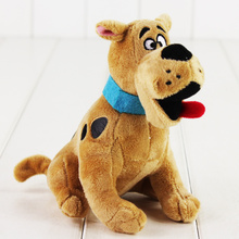 15cm Western Movie Scooby-Doo The Dog Plush Toy Scooby Doo Stuffed Animal Doll for Children(China)