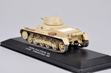IXO Altaya Alloy 1/43 Diecast Tank Model Pz.Kpfw.I ausf.B Sd. Kfz.101 Armored Tank Armored Car Toys Juguetes Collection Gift H