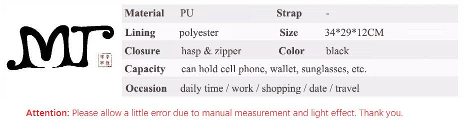 MJ Men\`s Bags Vintage PU Leather Male Messenger Bag High Quality Leather Crossbody Flap Bag Versatile Shoulder Handbag for Men (37)