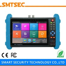 IPC-8900MOVTSACT Plus 7 Inch 1280*800 CCTV Test Monitor Onvif All in 1 Multi-function Support H.265 4K Camera Test CCTV Tester