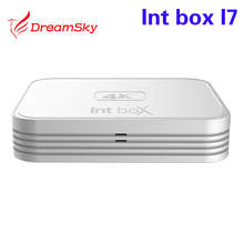 Buy 5pcs/lot INTBOX i7 Octa Core Amlogic S912 android 6.0 tv box 2G/8G support 3D 4K HDMI2.0 AP6330 2.4G/5G WIFI media player for $262.00 in AliExpress store