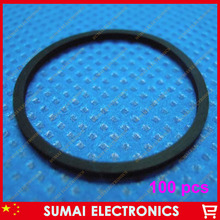 100 pcs Replacement For Xbox 360 DVD Drive Belt Belts Fix Your Faulty Stuck Open Tray issue Problem rubber ring for DVD drive
