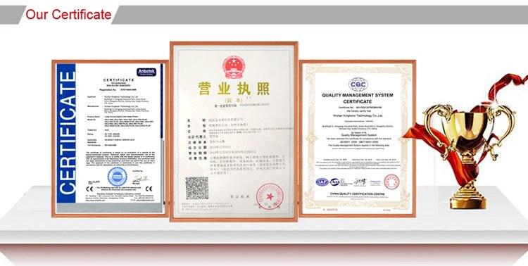 3 Certificate
