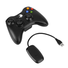 2017Wireless Joypad Gamepad Controller For XBOX 360 Wireless Controller Joystick For Official Microsoft Win8 XBOX Game Controler