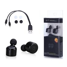 Superb Sound Quality Best Stereo Sound Superb Bass Sound  Wireless Bluetooth V4.2 Twins Stereo In-Ear Earphone Earbuds