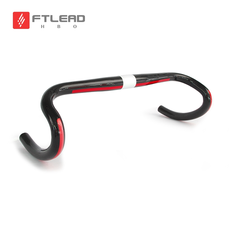 Newest  road UD full carbon fiber bike handlebar carbon bicycle Handlebar light 31.8*400/420/440mm Free Shipping<br><br>Aliexpress