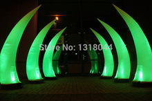 3mHigh best selling Indoor/outdoor party wedding pillars columns decoration inflatable pillar for sale