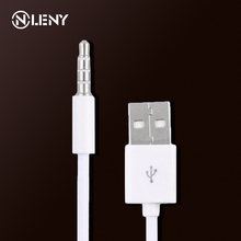 ONLENY USB Charger Data SYNC Cable Cord For Apple for iPod for Shuffle 1st / 2nd Wholesale Promotion