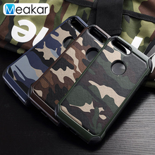 Camouflage Military Phone Case 5.5For iPhone 8 Plus Case For Apple iPhone 8 Plus iPhone8 Plus Cell Phone Back Cover Case(China)