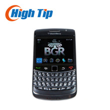 9700 Unlocked valid pin blackberry mobile phone bold 9700 original Refurbished Blackberry Camera 3.15 3G One year warranty
