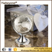 Wholesale 50PCS/LOT Choice Global Crystal Favor For Bridal Shower Wedding Souvenirs(China)